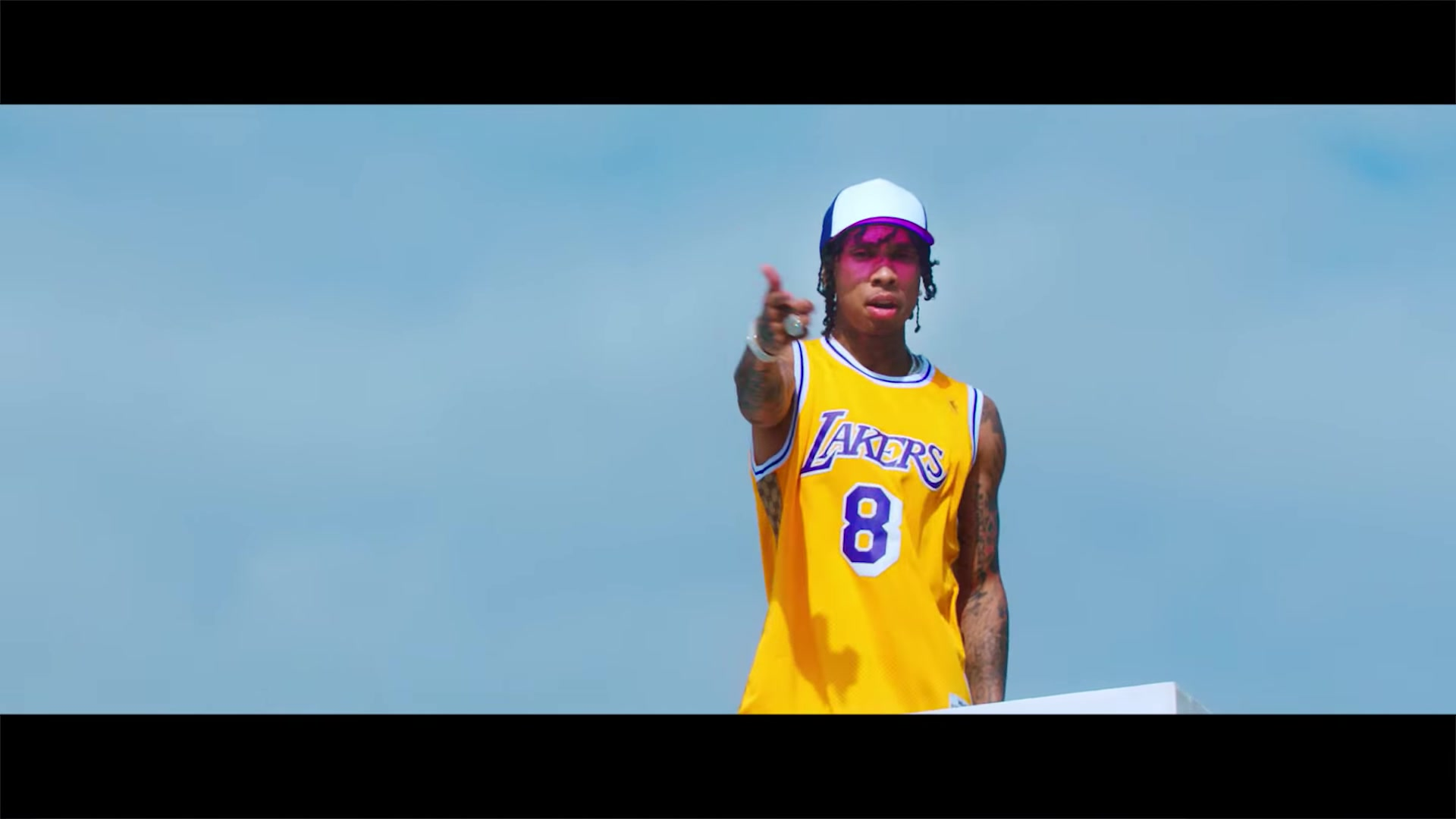 Lakers Jersey In Quottastequot By Tyga Ft Offset 2018