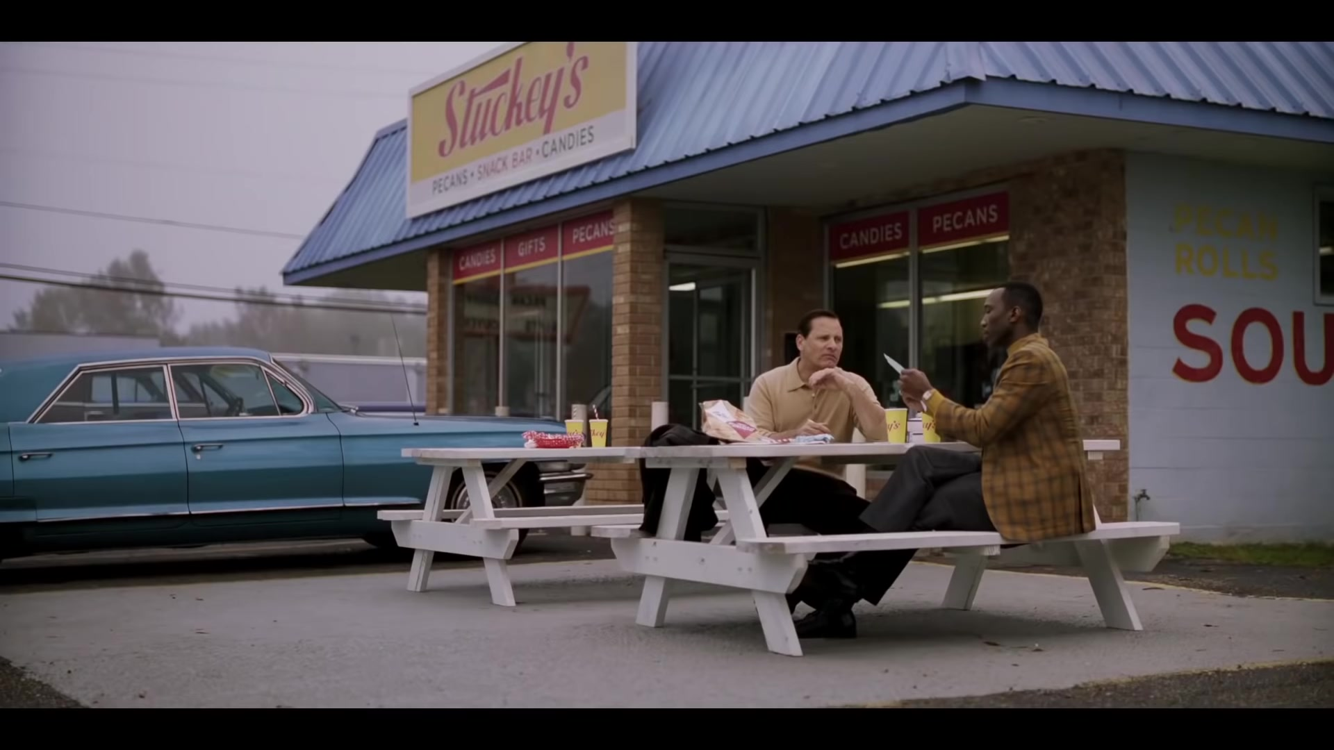 Nova Car Wallpaper Seen In The Movie Stuckey S In Green Book 2018