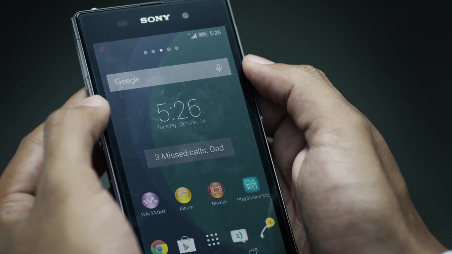 Sony Phone To Tv