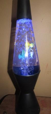 Lava Lamp Black Lava Aquarium Review - Product Review Cafe