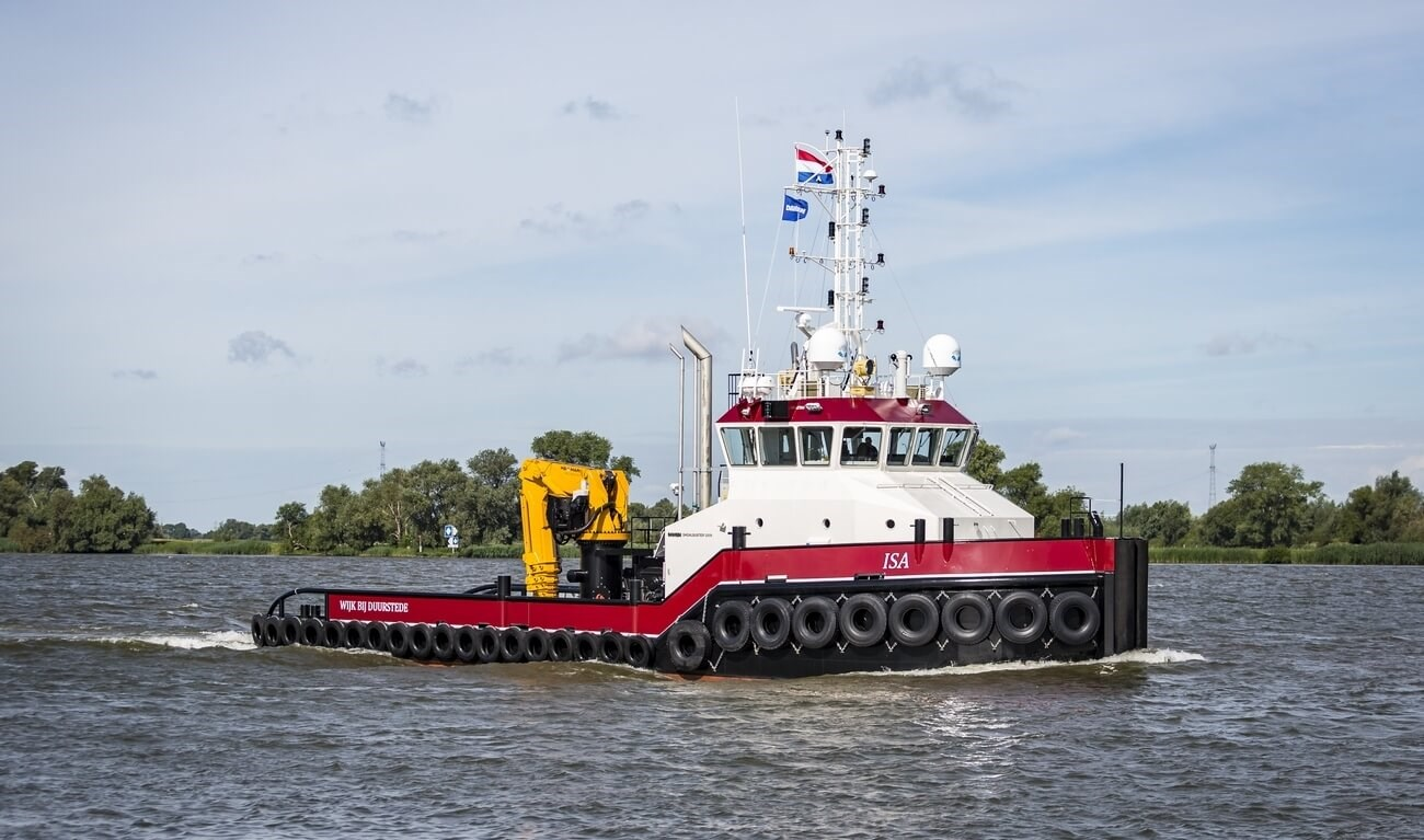 Praxis Stoeptegels Tugs Workboats Platform Supply Vessels Pontoons Yachts You
