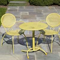 Patio Bistro Sets | Patio Design Ideas