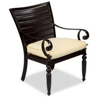 Plantation Cast Dining Patio Furniture by Cast Classics ...