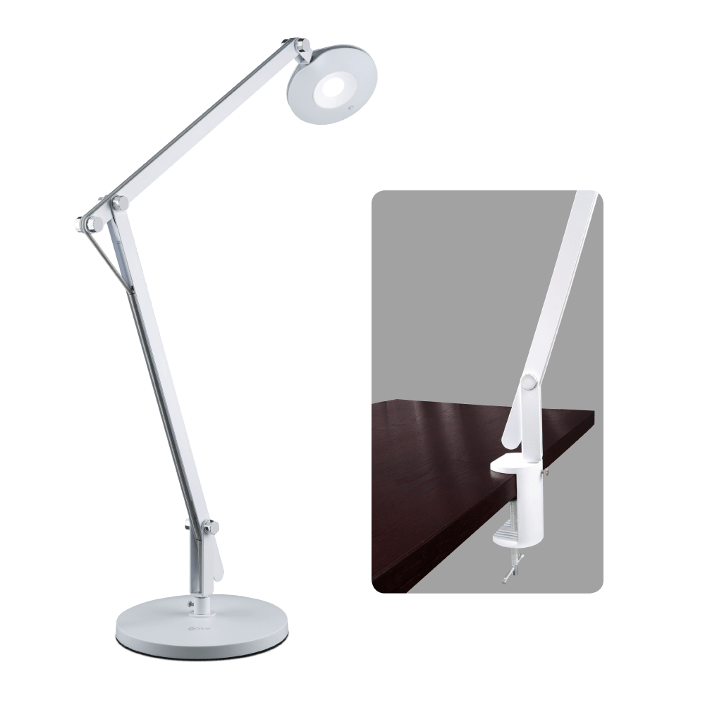 Desk Lamp Led Crane Lamp With Clamp