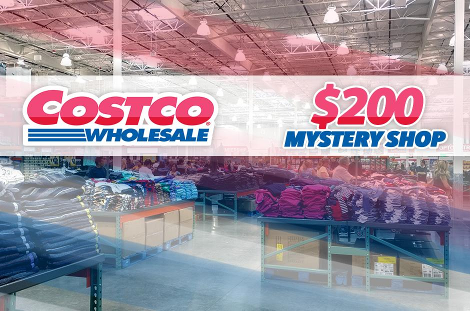 COSTCO Wholesale Mystery Shoppers Wanted! - costco jobs
