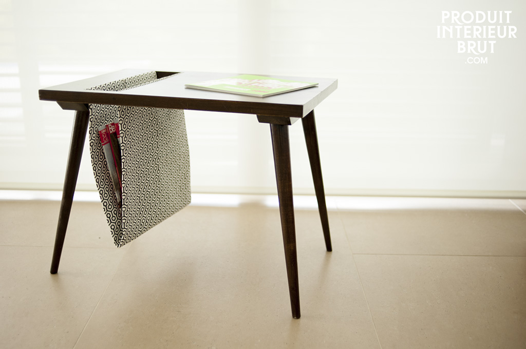 Meuble D Appoint Scandinave Table Porte-revue Londress - Design Scandinave - Le Meuble