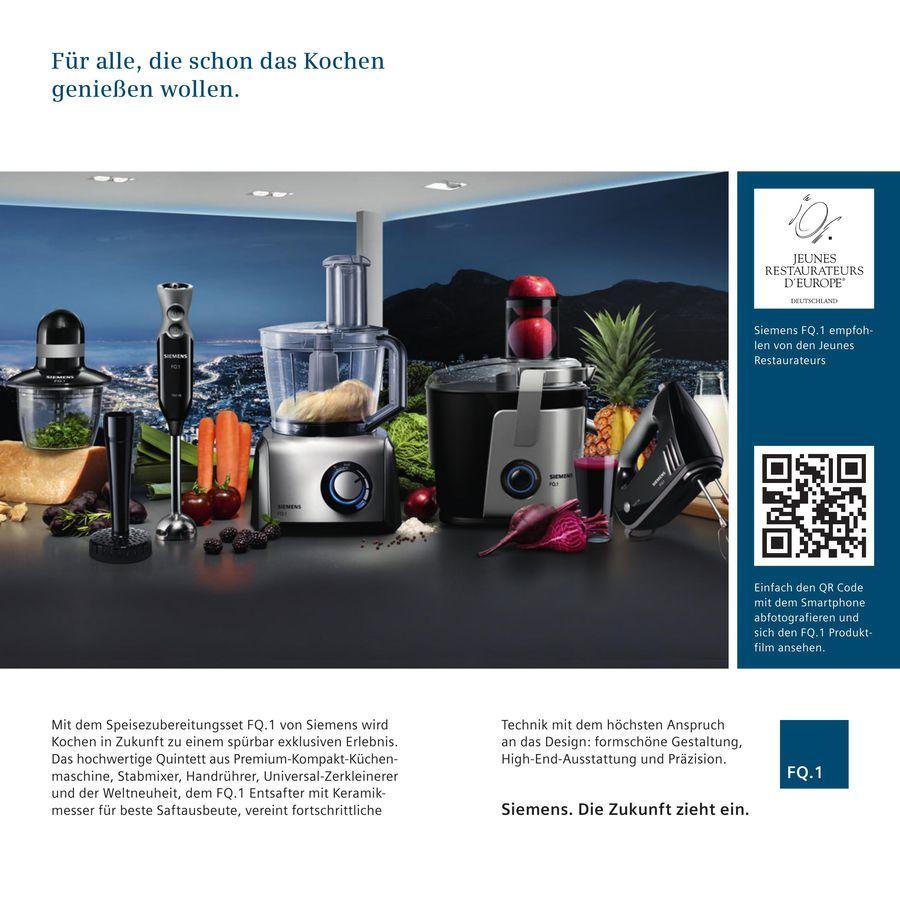 Kuchengerate Zerkleinerer Bosch Kuchenmaschine Zubehor