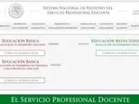 Resultados de la evaluación del desempeño docente 2015-2016