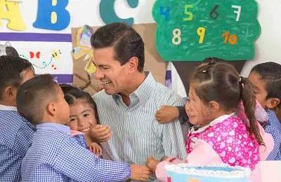 Lanzan programa para que guarderías acrediten la educación preescolar