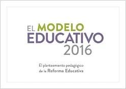 10 aspectos de debes conocer del nuevo Modelo Educativo 2016