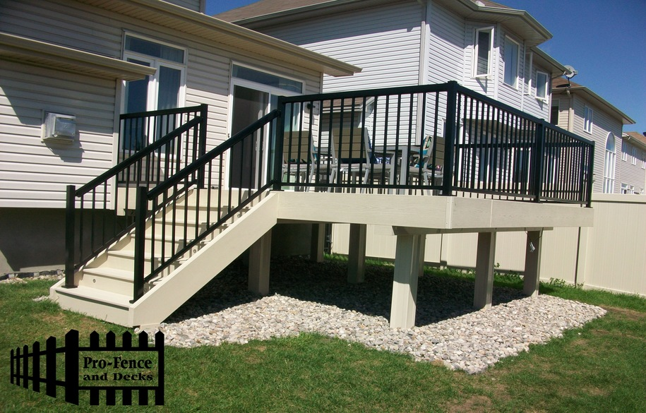 Regal Idee Aluminum Railings (regal Ideas) | Pro Fence And Decks