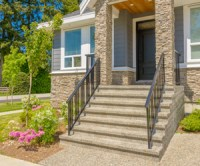 Handrail Installation Pittsburgh, Bethel Park, Washington ...
