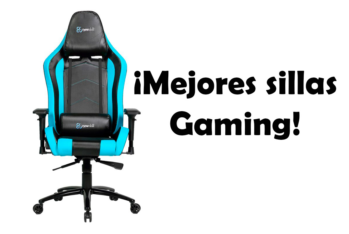 Sillas Para Pc Mejores Sillas Gaming Para Pc Del Mercado 2018