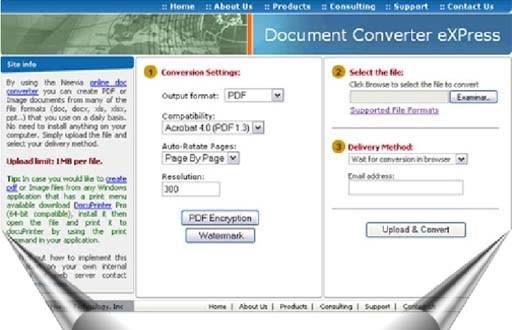 convertir archivos de office a pdf