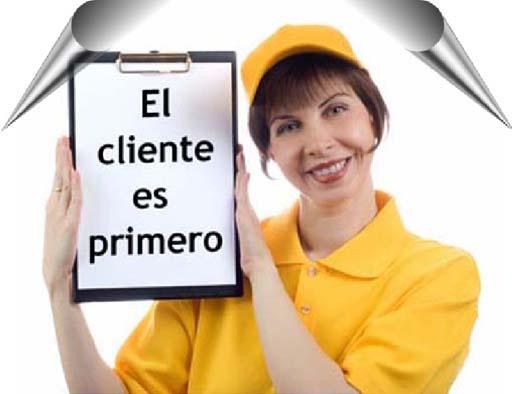el cliente es primero