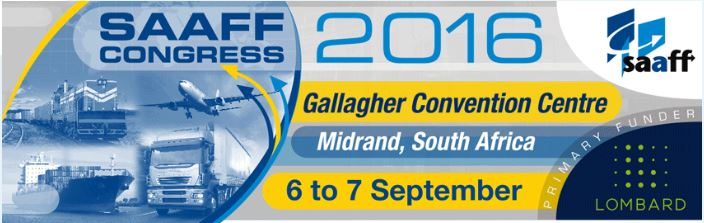 Come and visit us at the SAAFF Congress