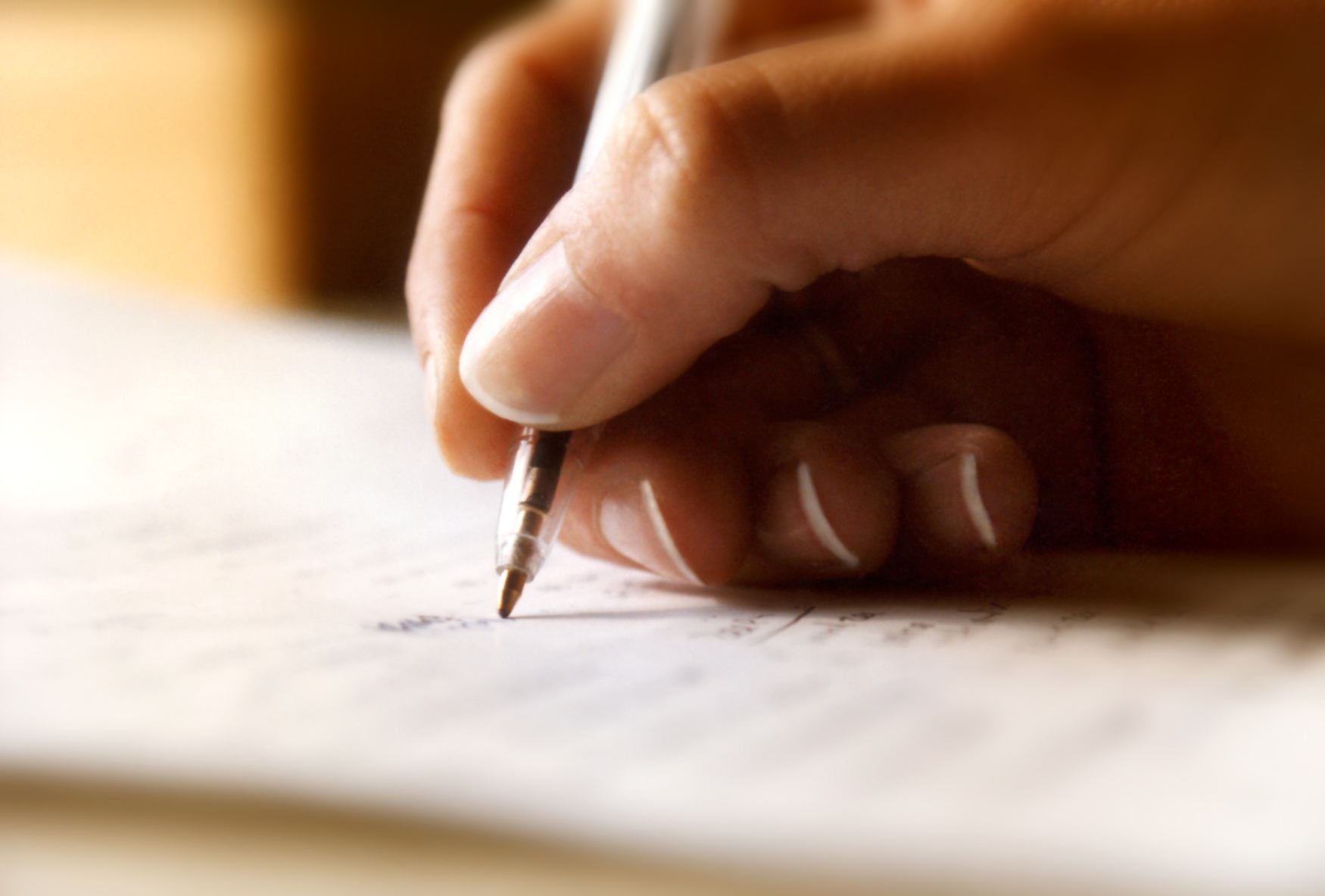How to write an application letter 501c3