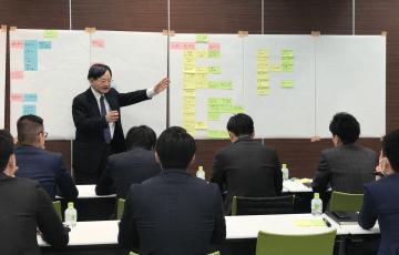 資産工学研究所坂本先生ナレッジファシリテーションマネジメントセミナー