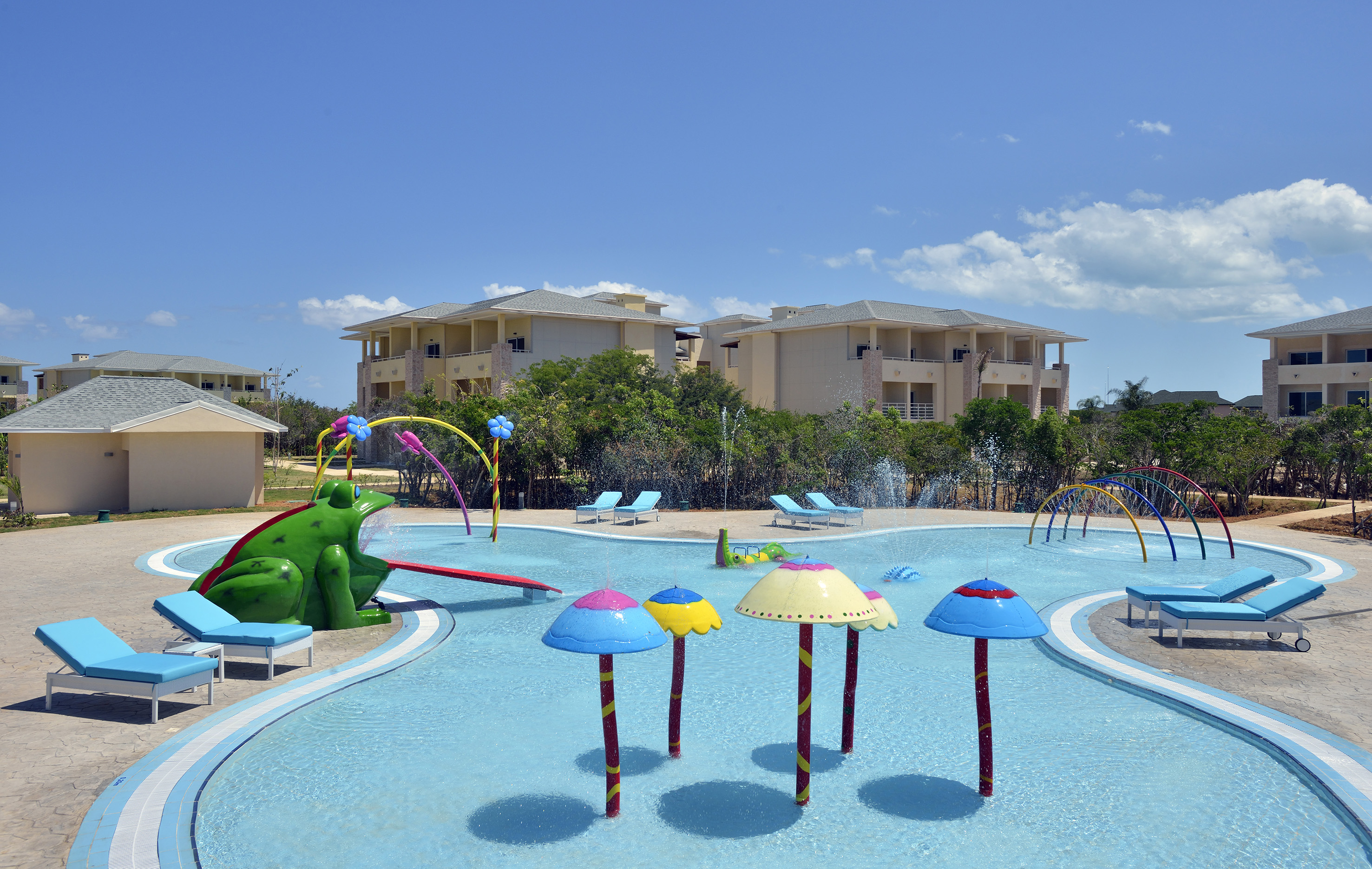 12 Ans Paradisus Varadero Resort And Spa, L'espace Family