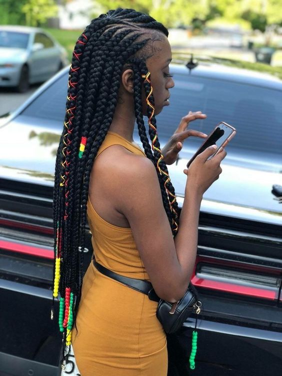 Black Hair Salon Near Me Ghanaian Braids Style African Hairstyles