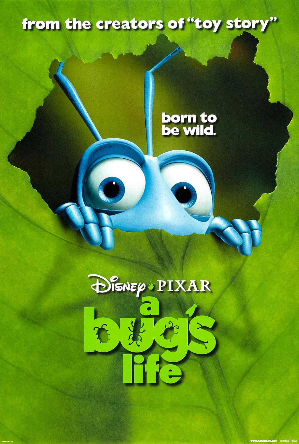 bugs life Counting Down Pixars Films From Worst to First (Formerly I Am Pixars Willing Bitch)