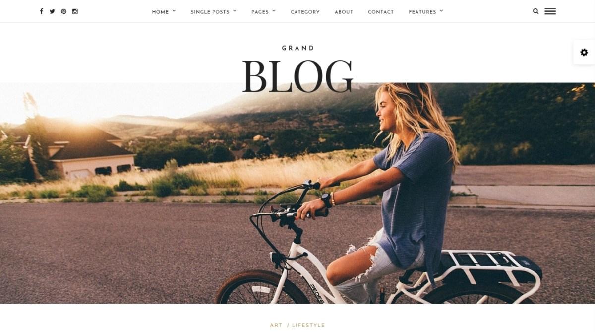 10+ Best Premium Wordpress Blog Themes 2016