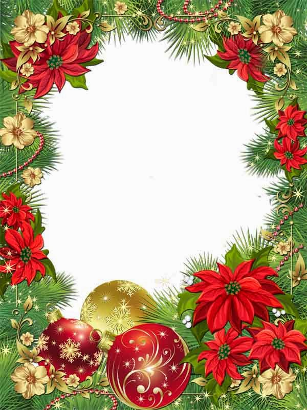 Christmas frame for Facebook Profile Picture Photo - Profile Picture