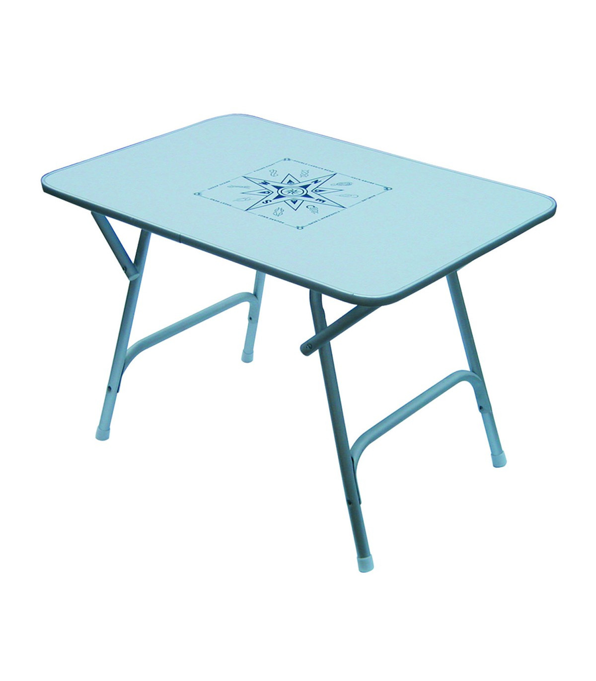 Table Aluminium Pliante Table Pliante En Aluminium Satiné Gm