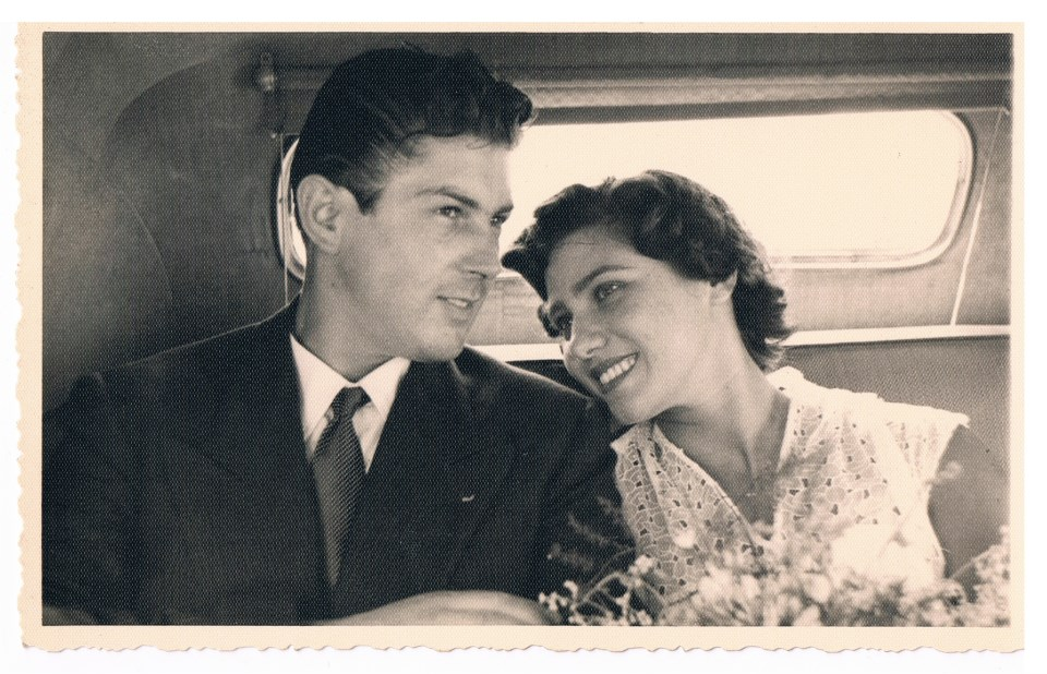 Jean-Pierre et Marcelle Rosnay