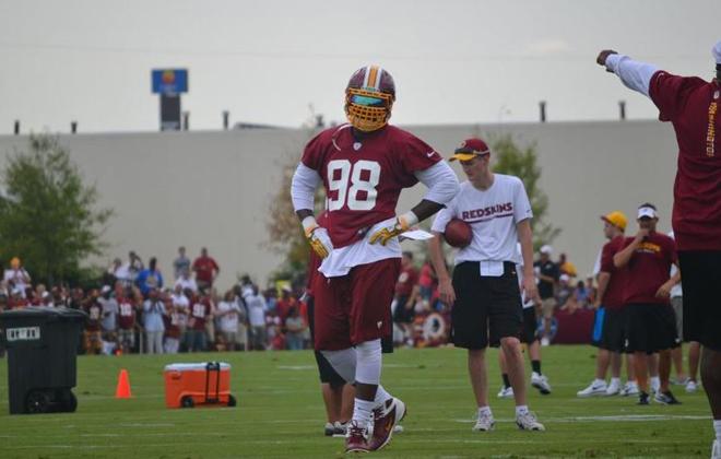 Photo via Redskins.com