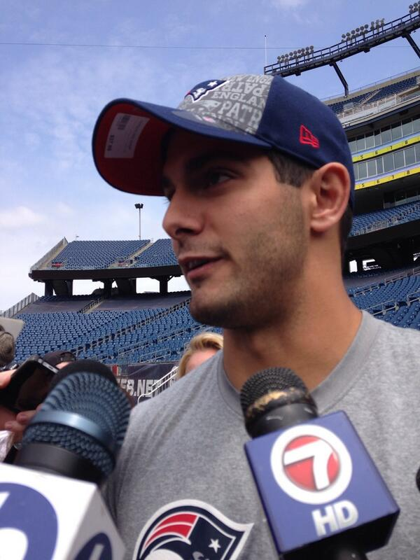 jimmy garoppolo 2