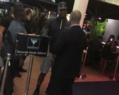Jameis Winston denied entry into Blue Lounge club