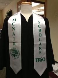 Graduation Stole | Proforma TRIO Ideas