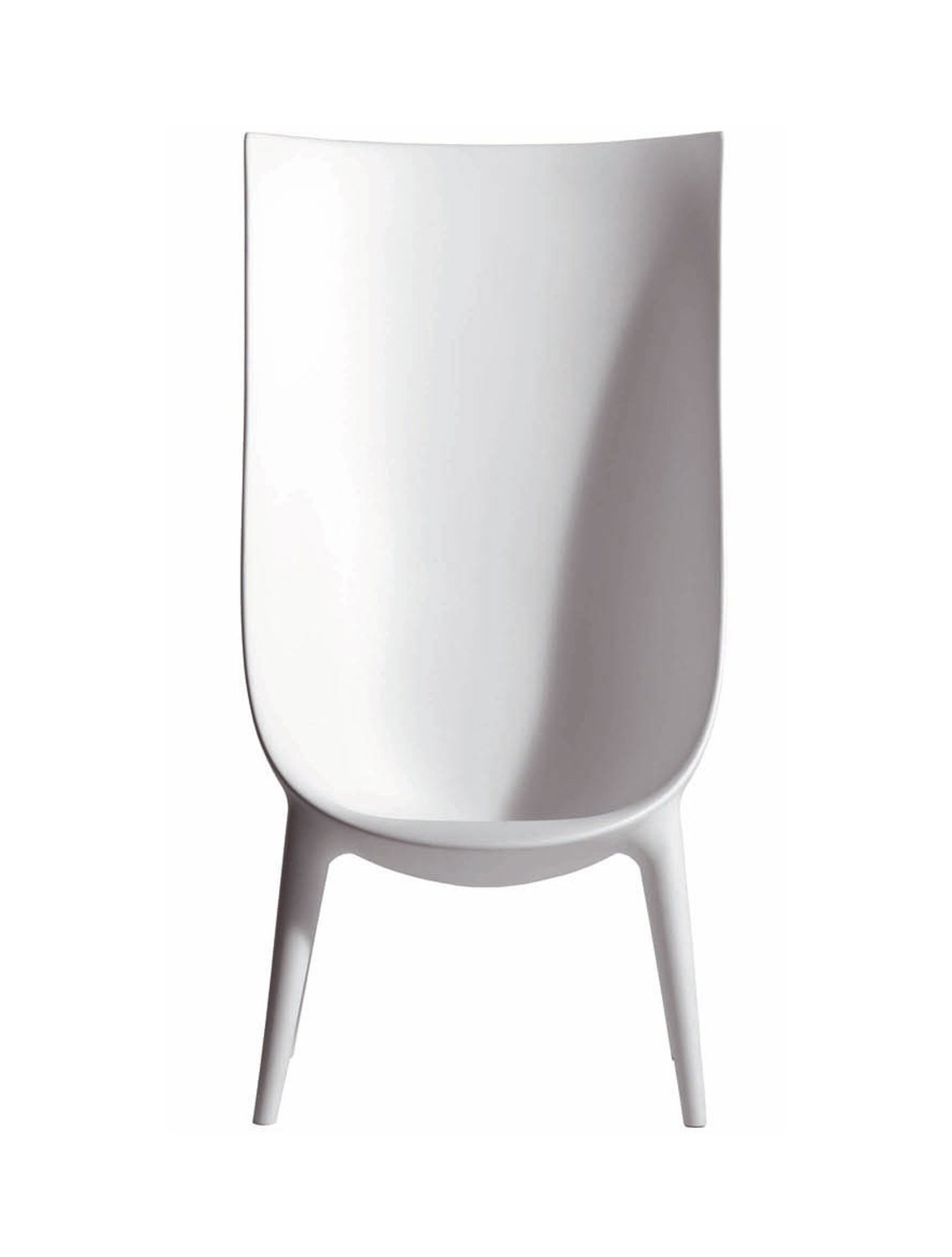 Armchair Driade Out In High Backrest Design Philippe Starck And