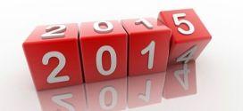 Evaluación del año y nuevas propuestas para el 2015