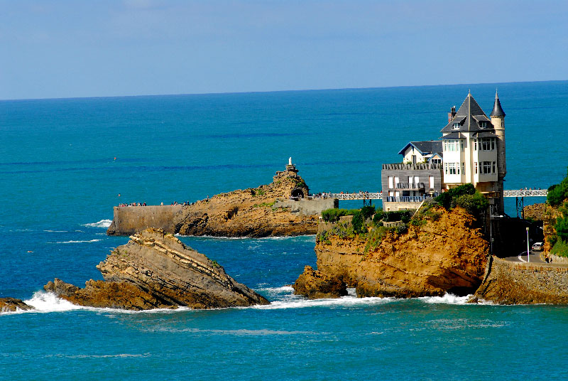 Programme Immobilier Neuf Pays Basque Pavillon Milady : Projet Immobilier Neuf à Biarritz, Pays