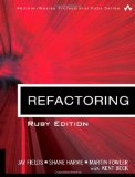 Refactoring Book, Ruby Edition