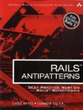 Rails Antipatterns Book