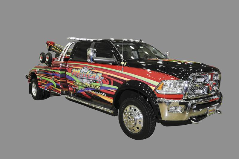 Tow Show Gallery - morton's towing