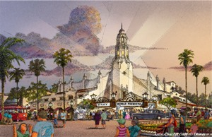 Carthay Circle at California Adventure
