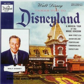 Walt Disney Takes You To Disneyland