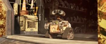 WALL-E at home