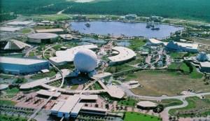 EPCOT Center, 1982