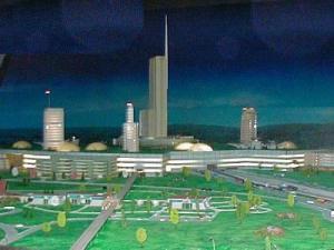 EPCOT city model