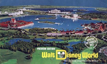 Walt Disney World Preview Edition