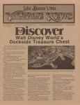 Lake Buena Vista Village News, Page 1