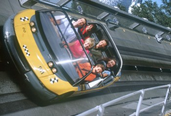 EPCOT Center's Test Track