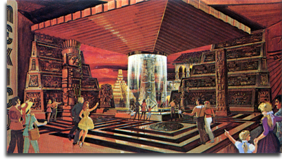 1976 EPCOT Mexico pavilion rendering (small)