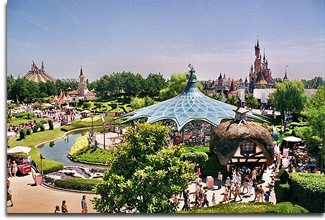 Fantasyland, Disneyland Paris