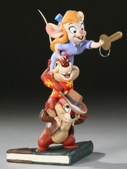 Chip & Dale Rescue Rangers maquette